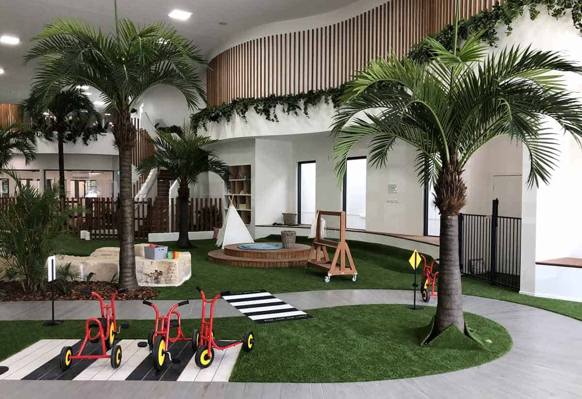 Artificial Plants for Commercial Projects