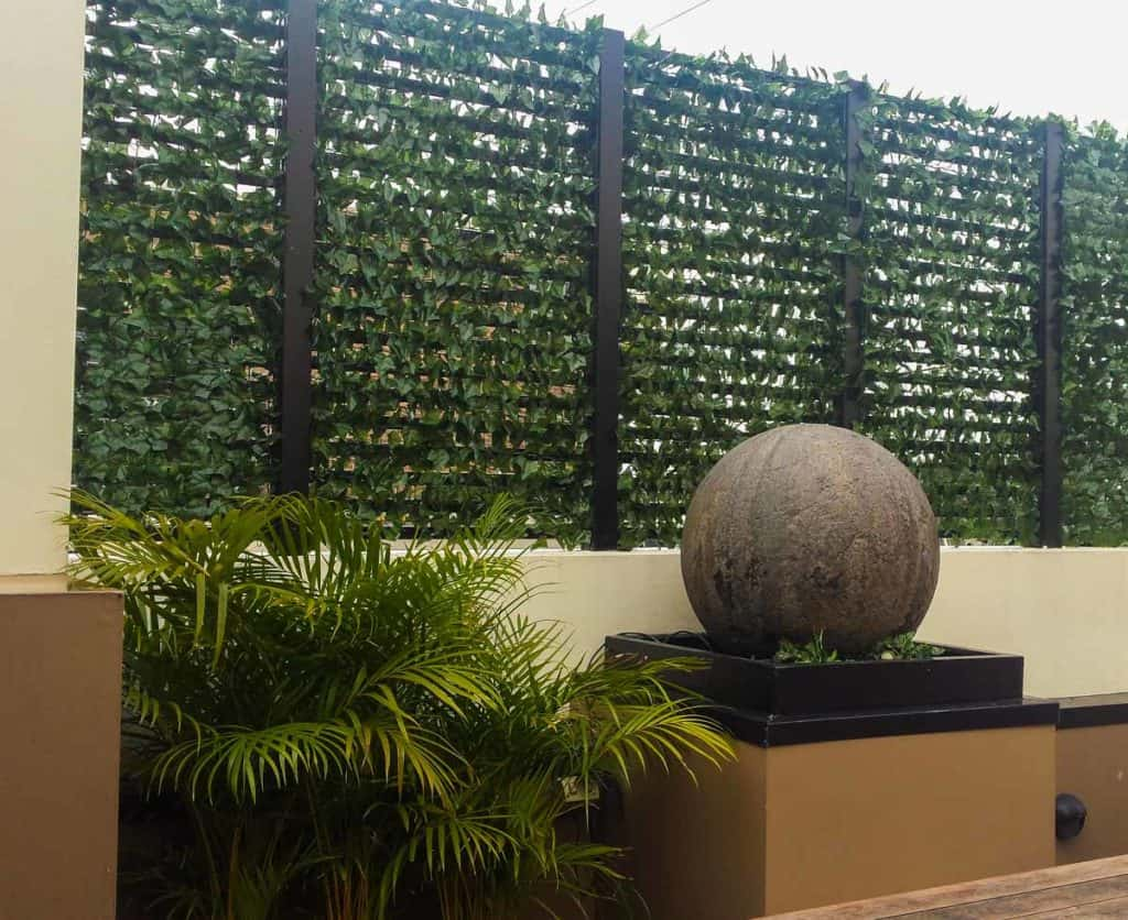 Artificial Plants at Eastwood Hotel
