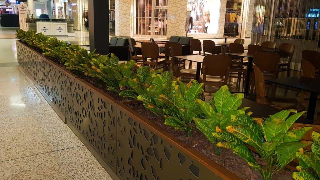 Artificial Plants at Kawana Shoppingworld