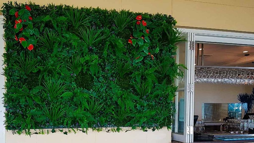 Artificial Plants at The Beach House